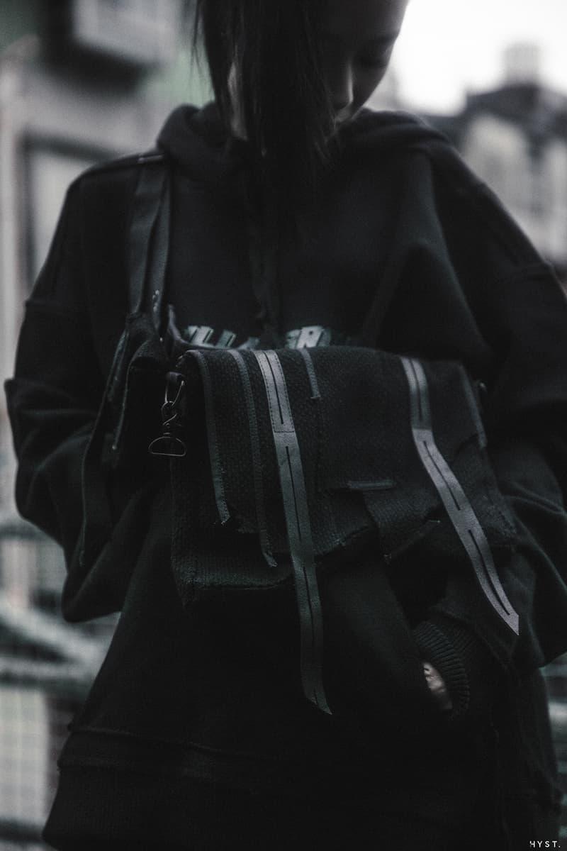男裝・女穿!HYST 打造 2018-19 秋冬系列「FEMME FATALE」造型特輯