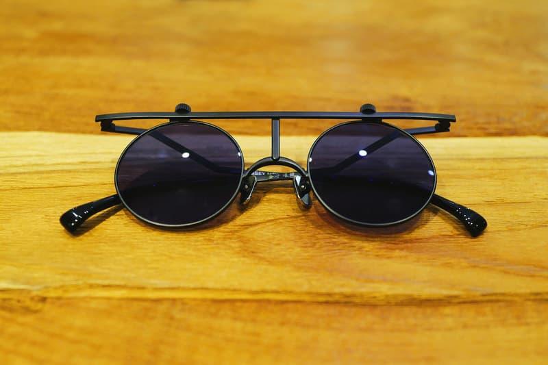 近賞 ISSEY MIYAKE x 金子眼鏡經典重製之作 IM-101