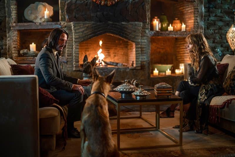 《John Wick 3: Parabellum》殺神 5 月 16 日正式公映
