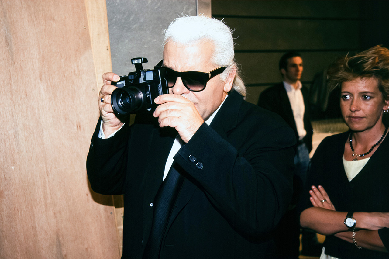 HYPEBEAST 精選老佛爺 Karl Lagerfeld 人生十大金句