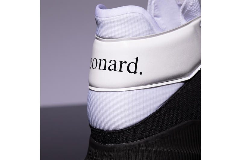 搶先預覽 Kawhi Leonard 首款 New Balance 戰靴「OMN1S」