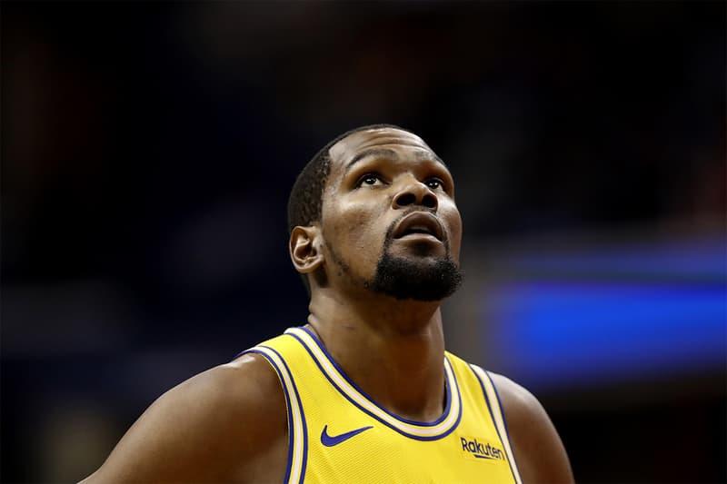 Kevin Durant 自認將被外界視為 NBA 最佳球員