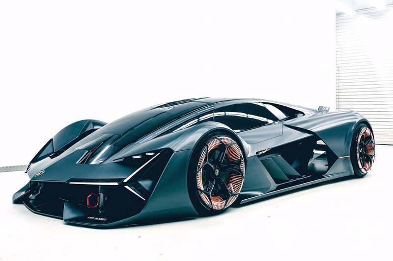 神牛現世 − Lamborghini 全新油電混合超跑 LB48H 即將登場