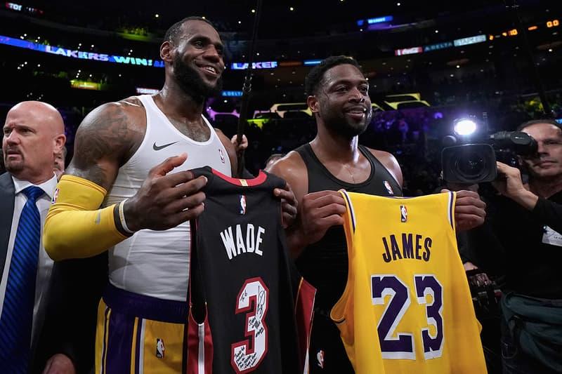 兄弟聯手・最終回!LeBron James 談論 Dwyane Wade 於 NBA 全明星賽合體