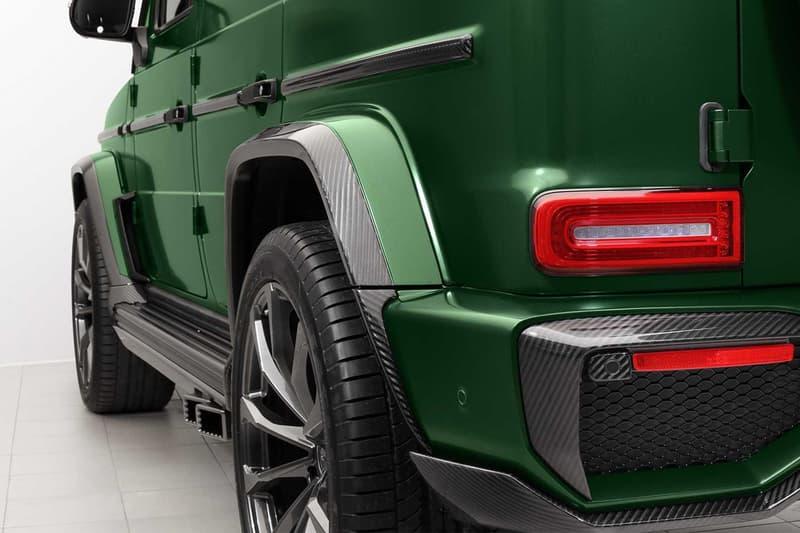 俄羅斯車廠打造 Mercedes-Benz G-Class 全新改裝版本
