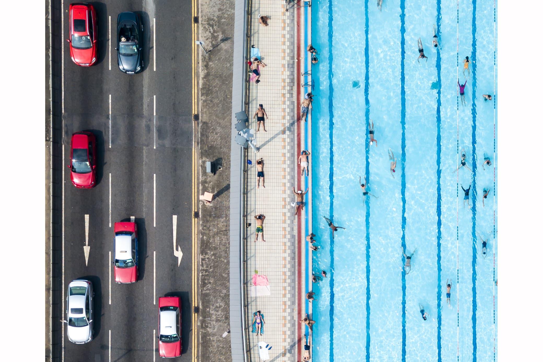 攝影見學-2018 國家地理會德豐香港攝影大賽得獎作品展