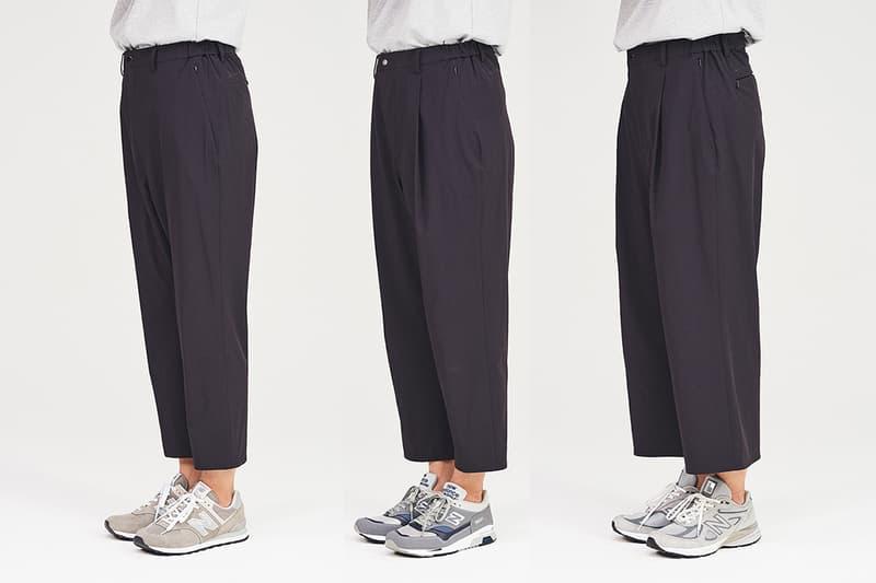 五大時尚剪裁-New Balance 推出機能褲子「Waist To Toe」系列
