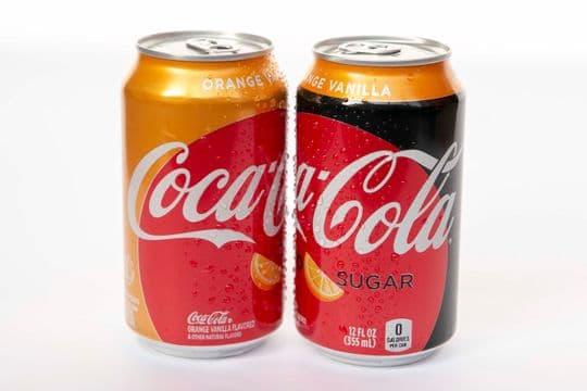 十年磨一劍!美國月底推出橙味香草可口可樂