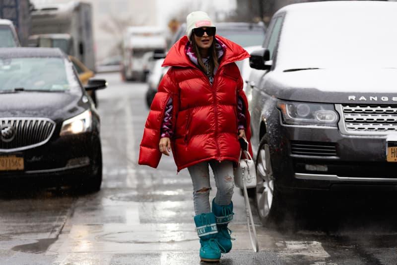 Street Style: 2019 秋冬紐約時裝周街拍特輯 Part 3