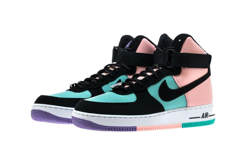 Nike Air Force 1 High 全新配色設計「Have a Nike Day」