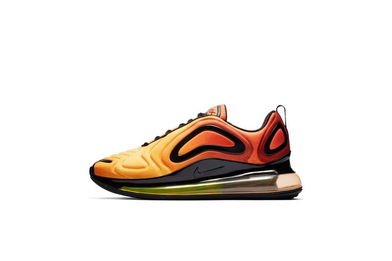 Nike Air Max 720 新作系列大舉登場