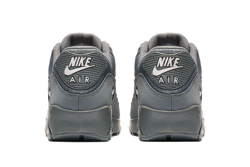 Nike Air Max 90 全新配色設計「Cool Grey」