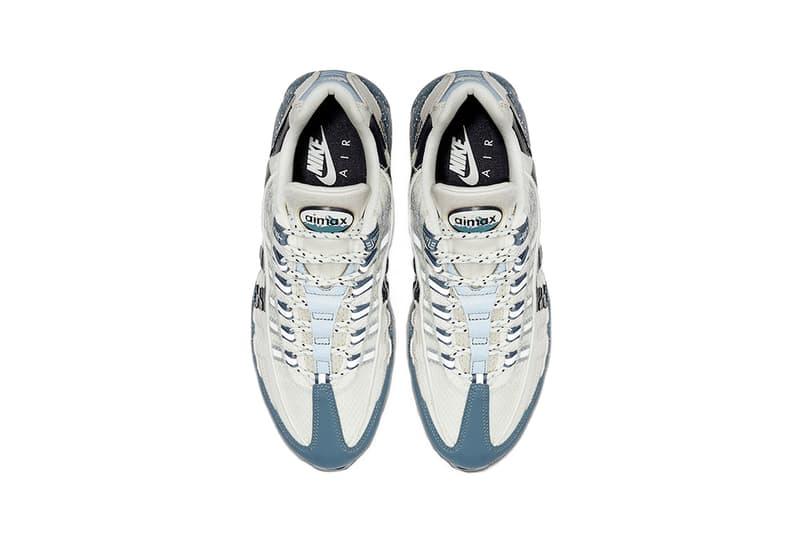 Nike Air Max 95 全新「富士山」主題配色官方圖片釋出
