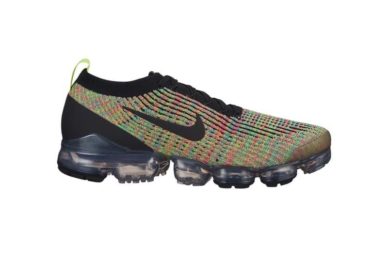 搶先預覽 Nike Air VaporMax Flyknit 3.0 最新版本系列