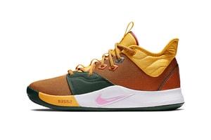 搶先預覽 Nike PG 3「ACG」特別版配色設計