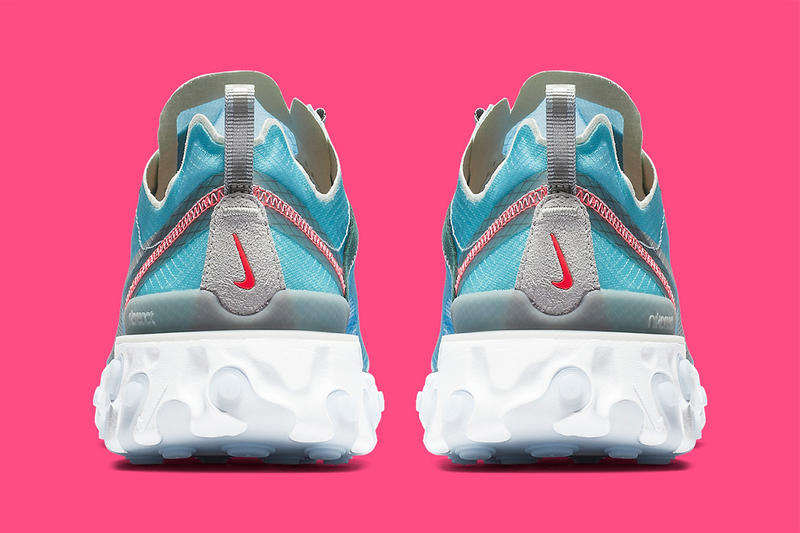 Nike React Element 87 再度迎來全新配色「Royal Tint」