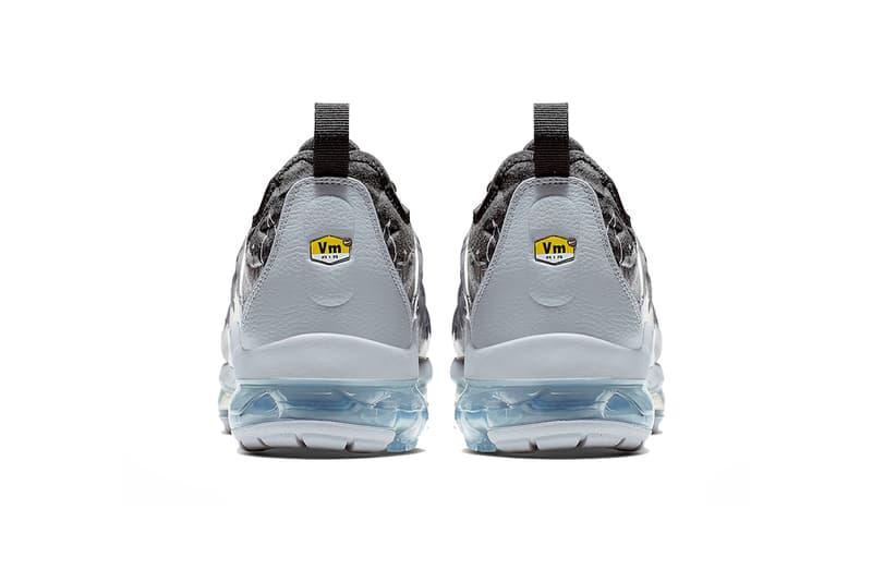 搶先預覽 Nike Air VaporMax Plus 全新黑灰配色