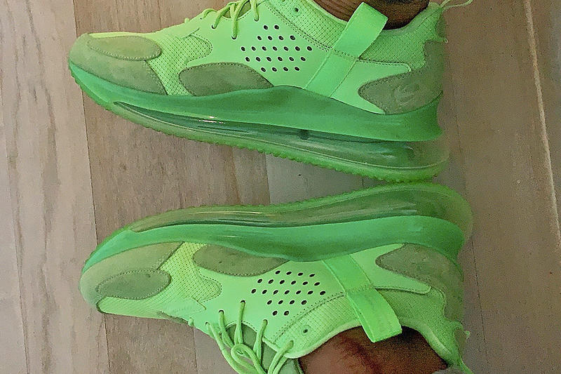 Odell Beckham Jr. 曝光全新 Nike Air Max 720 鞋款
