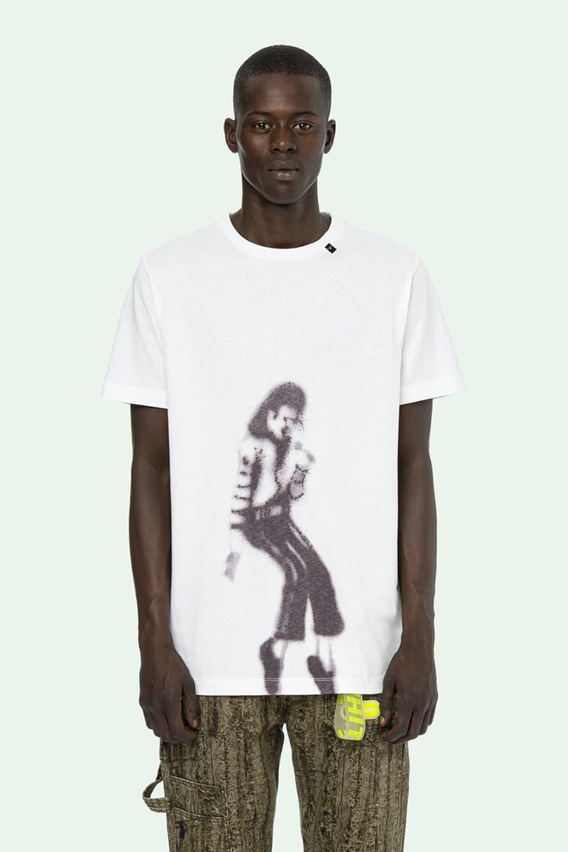 Off-White™ 全新 Michael Jackson 別注系列上架