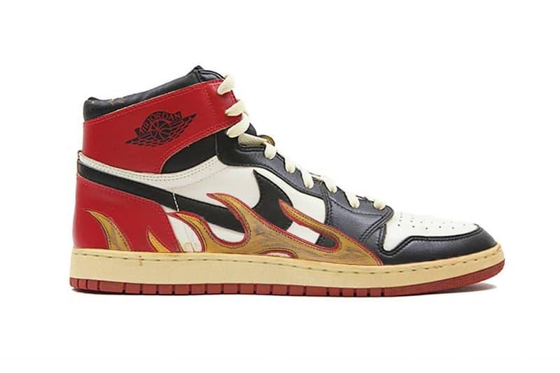 Palm Angels 或將攜手 Jordan Brand 打造全新聯乘鞋款