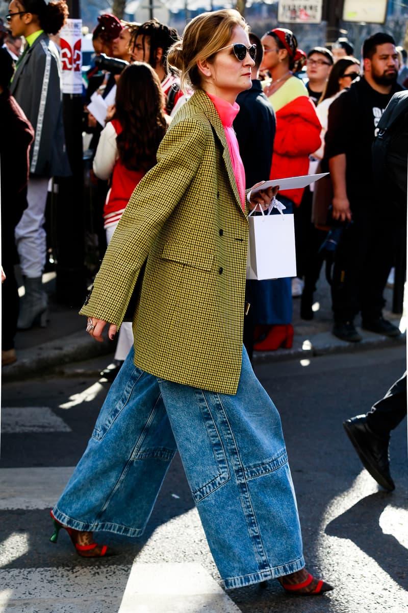 Street Style: 2019 秋冬巴黎時裝周街拍特輯 Part 1