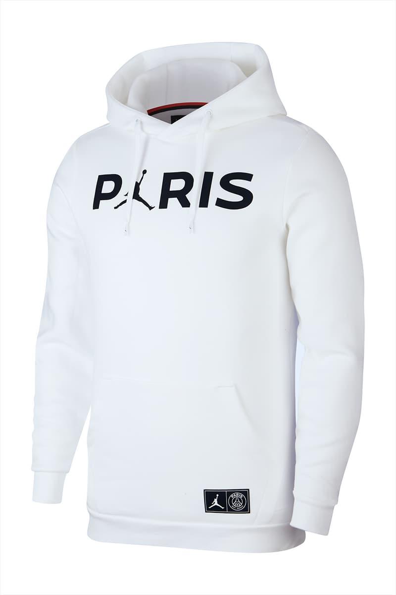Paris Saint-Germain x Jordan Brand 第二個聯乘系列上架