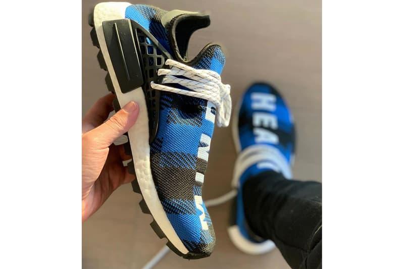 Pharrell x adidas Originals 聯乘 NMD Hu BBC 新別注配色曝光