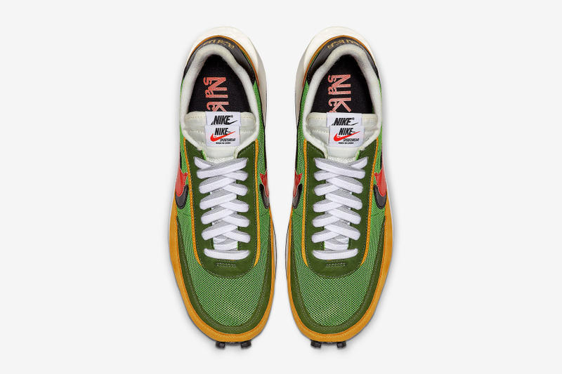 sacai x Nike 全新聯乘 Blazer Mid & LDV Waffle 官方圖片釋出