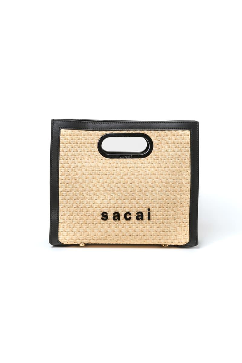 sacai 全新「Hello sacai」Pop-Up 期間限定企劃別注單品完整公開