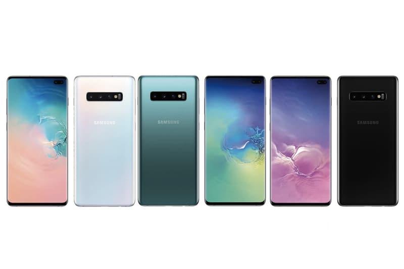 Samsung 全新機型 Galaxy S10、S10+、S10e 規格提前曝光