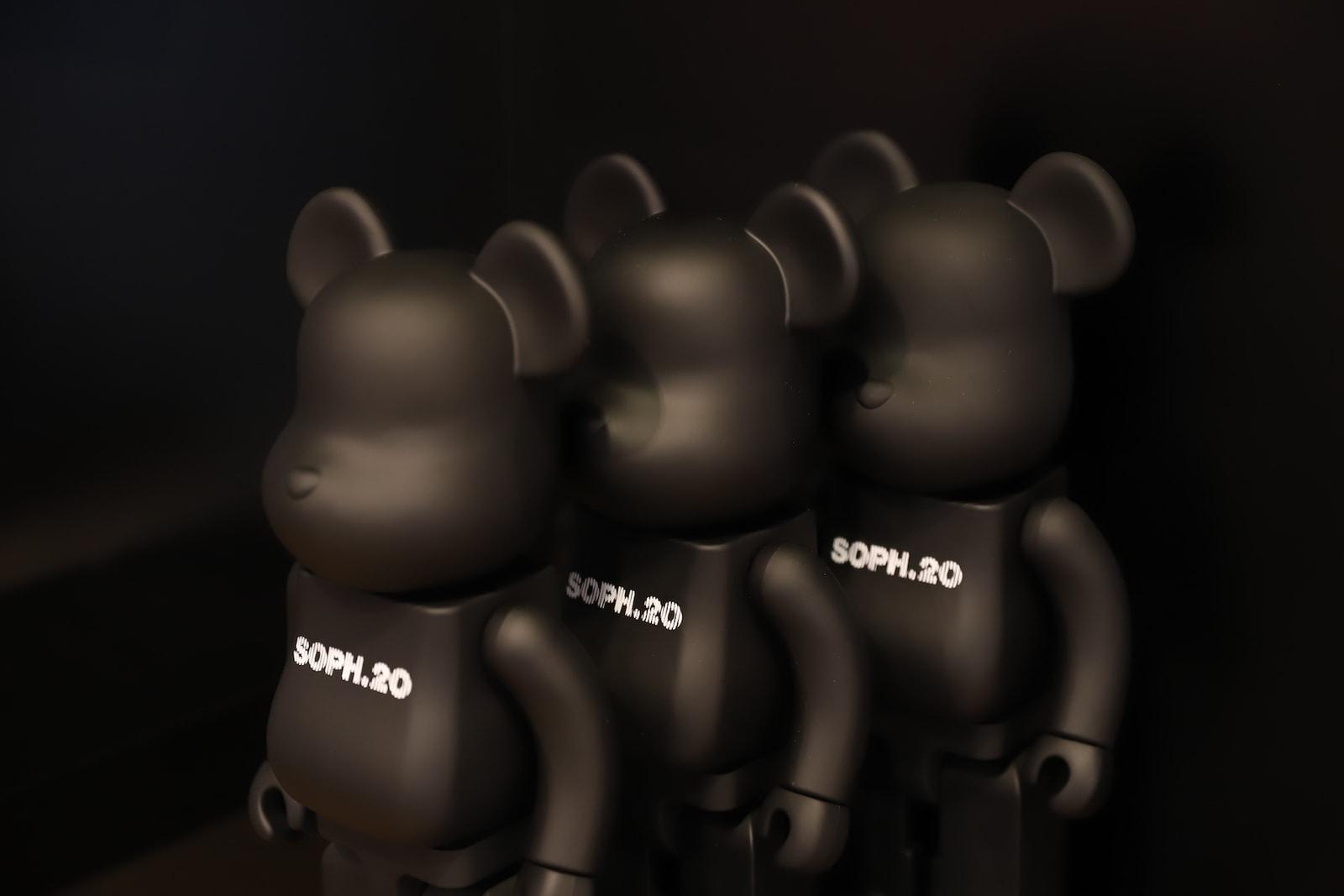 SOPHNET. 20 週年年期間限定「SOPH.20」系列登場