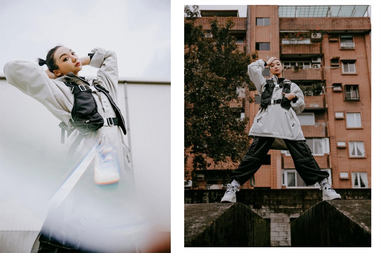 Streetsnaps: 台灣新生代個性女模特傅昱