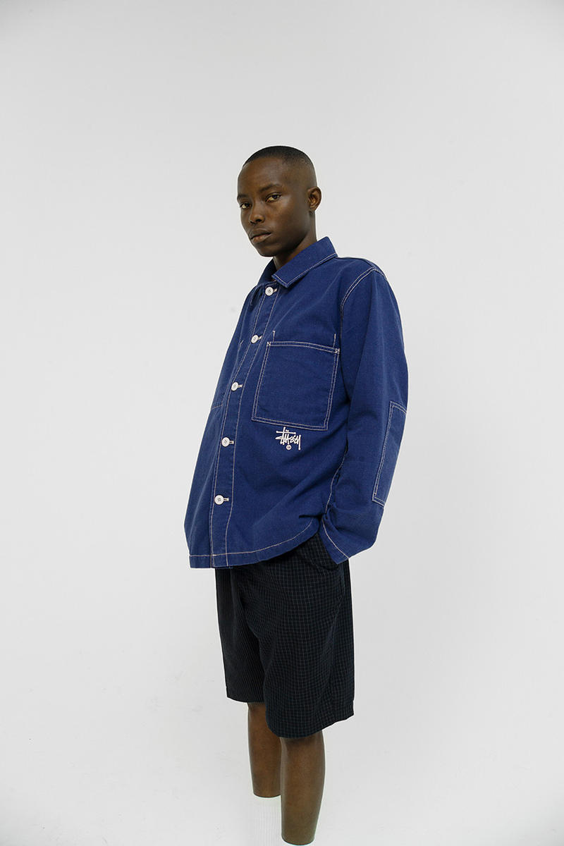 Stüssy 2019 春季系列 Lookbook 發佈