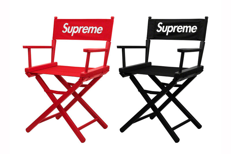 Supreme 2019 春夏配件系列
