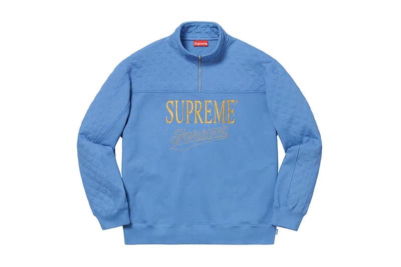 Supreme 2019 春夏衛衣系列