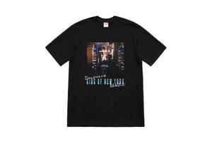 Supreme 正式發佈 2019 春夏 T-Shirt 系列