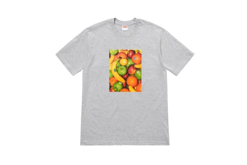 Supreme 2019 春夏 T-Shirt 系列