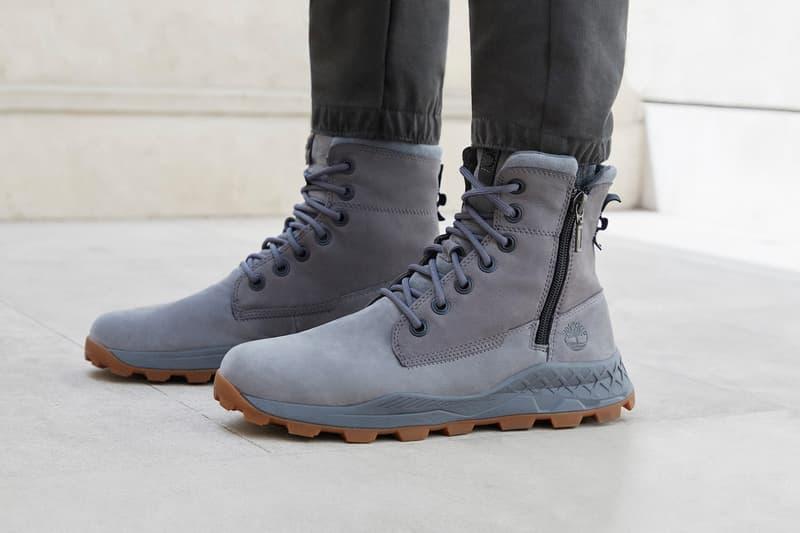 Timberland 帶來全新 The Brooklyn Collection 鞋履系列