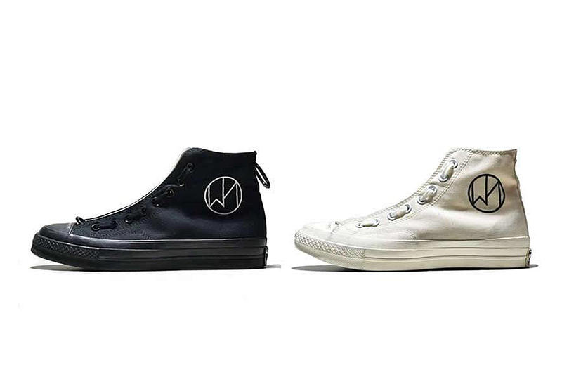 UNDERCOVER x Converse「The New Warriors」別注 Chuck 70 鞋款上架情報
