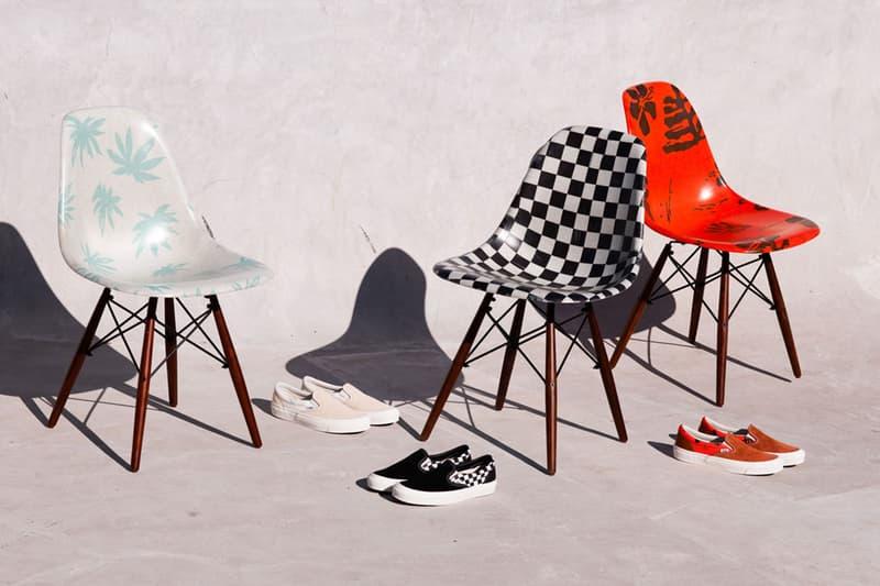 洛杉磯傢具品牌引發・Vault by Vans x Modernica 全新系列即將上架