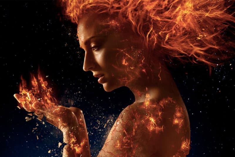 《X-Men: Dark Phoenix》最新電影海報正式發佈