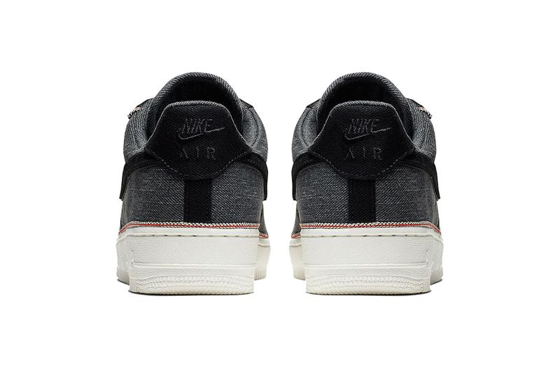 Nike 與丹寧品牌 3×1 合作推出聯乘 Air Force 1 系列