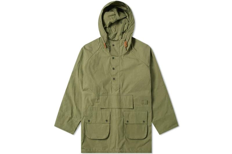 本日 5 大軍綠色調外套入手推介