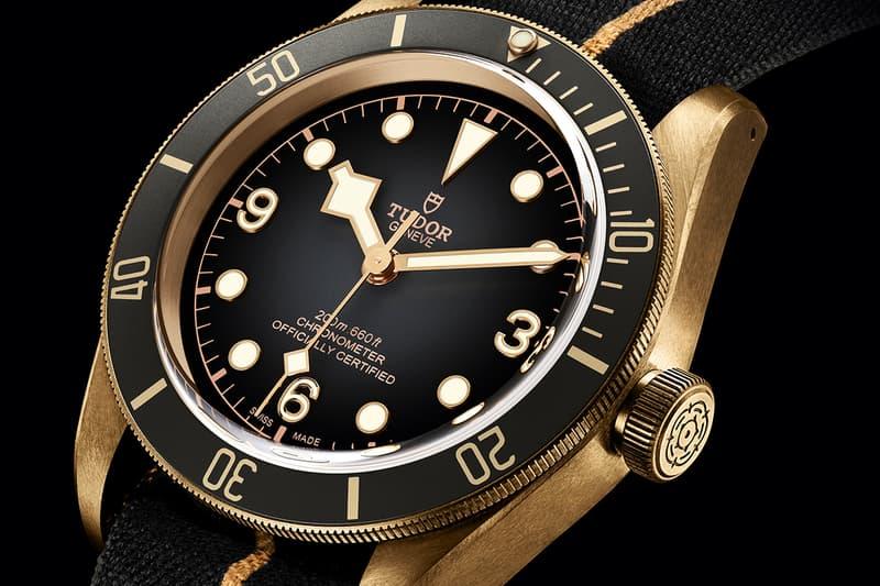 Baselworld 2019-Tudor 青銅手錶 Black Bay Bronze 全新石板灰配色