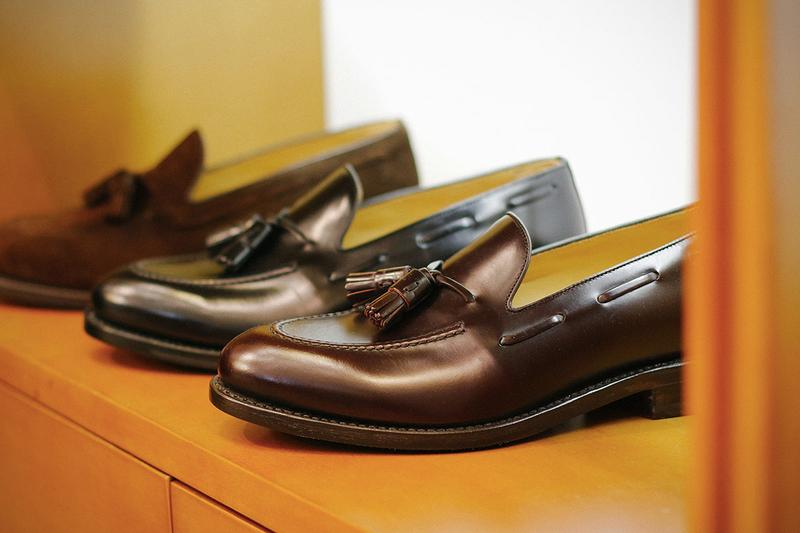 Berwick1707 攜手本地鞋店 HOAX 帶來專屬 Made to Order 系列