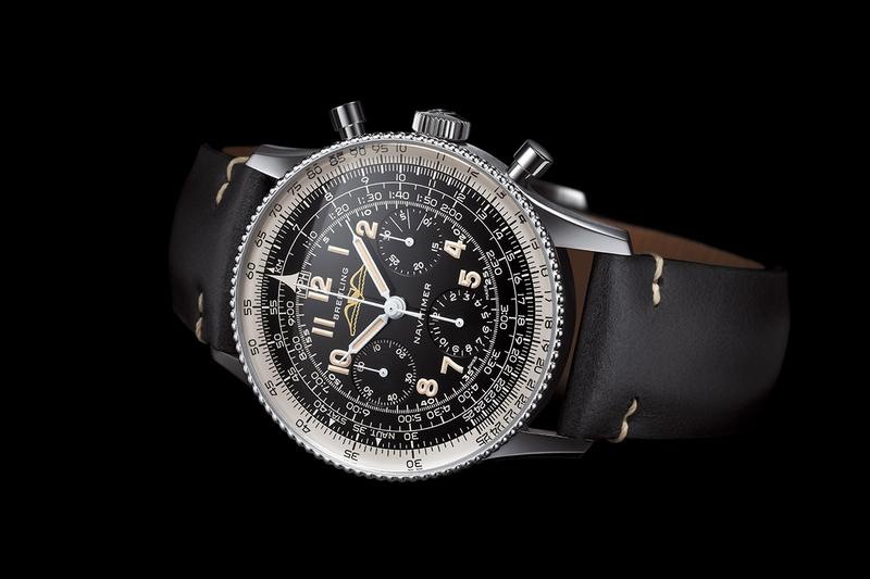 Breitling 復刻推出 1959 年版本 Navitimer 航空時計