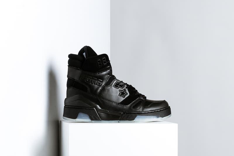 Converse x TAKAHIROMIYASHITATheSoloIst. 攜手打造暗黑別注籃球鞋 ERX 260 Hi