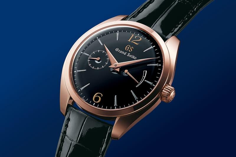 回歸原始-Grand Seiko Elegance 系列再推出手動上鍊錶款