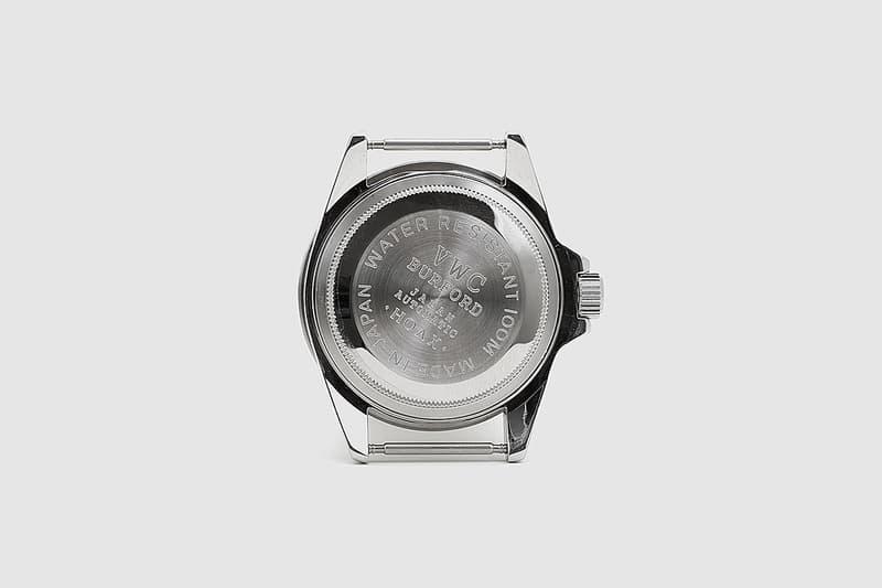 HOAX、Vague Watch Co. 攜手打造退色灰片版「Burford MilSub」
