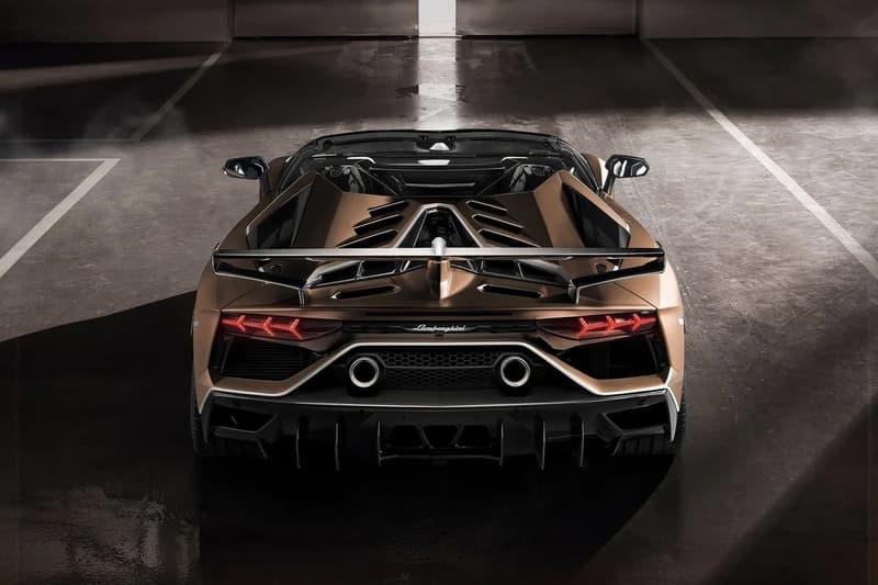 日內瓦車展 2019-Lamborghini 全新敞篷跑車 Aventador SVJ Roadstar 震撼亮相